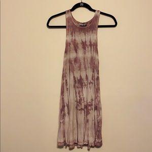 NEVER WORN tie dye dress